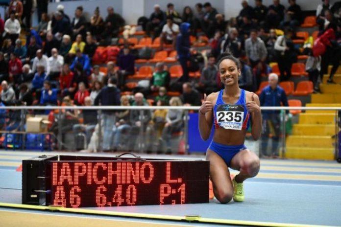 Larissa Iapichino (foto FIDAL Grana)