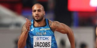 Marcell Jacobs (foto Getty Images)