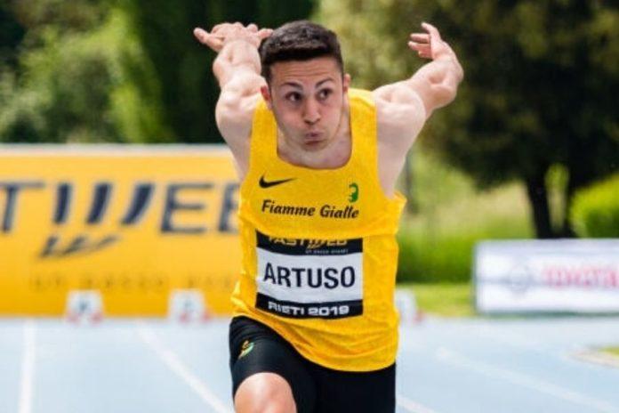 Nicholas Artuso (foto Getty Images)
