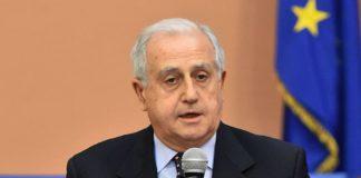 Roberto Fabbricini (foto il Mattino)