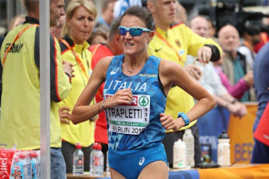 Valentina Trapletti (foto FIDAL)