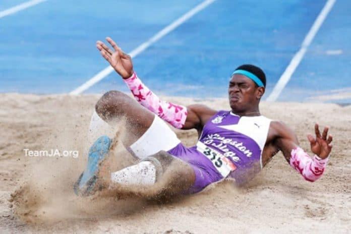 Carey McLeod (foto Team Jamaica)