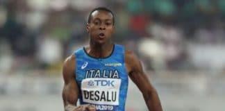 Fausto Desalu (foto FIDAL)