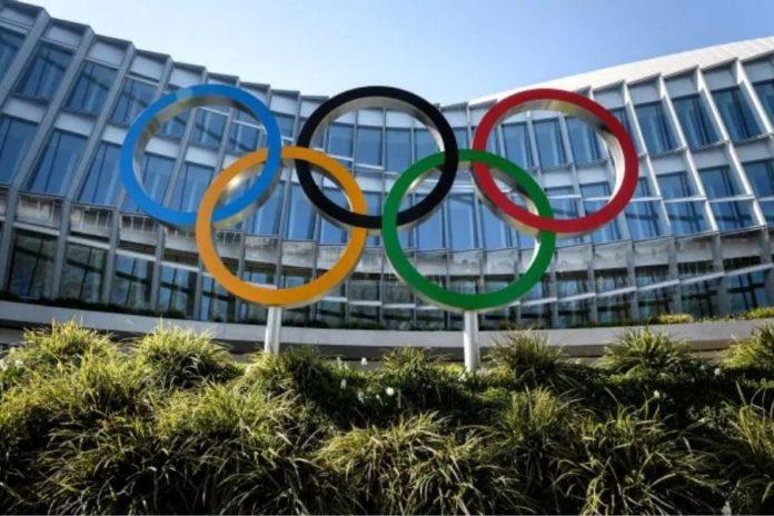 Foto cerchi Olimpici