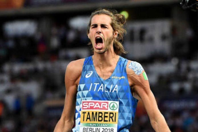 Gianmarco Tamberi ( foto FIDAL)