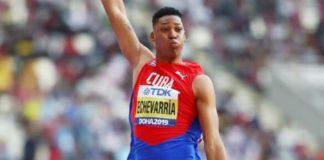 Juan Miguel Echevarria (foto world athletics)