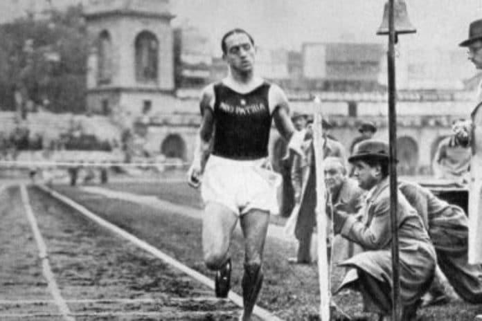 Luigi Beccali (foto Running Gazzetta)