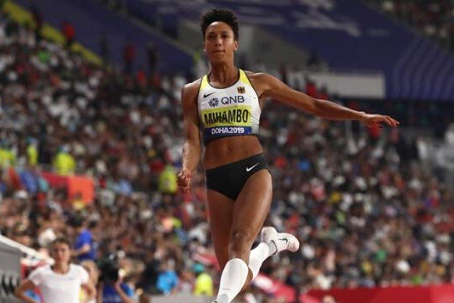 Malaika Mihambo (foto World Athletics)