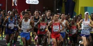 Maratona Doha (foto FIDAL)