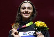 Mariya Lasitskene (foto BBC sports)