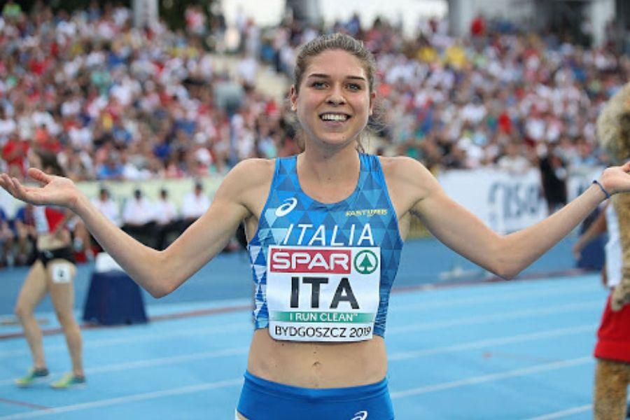 Marta Zenoni (foto FIDAL)