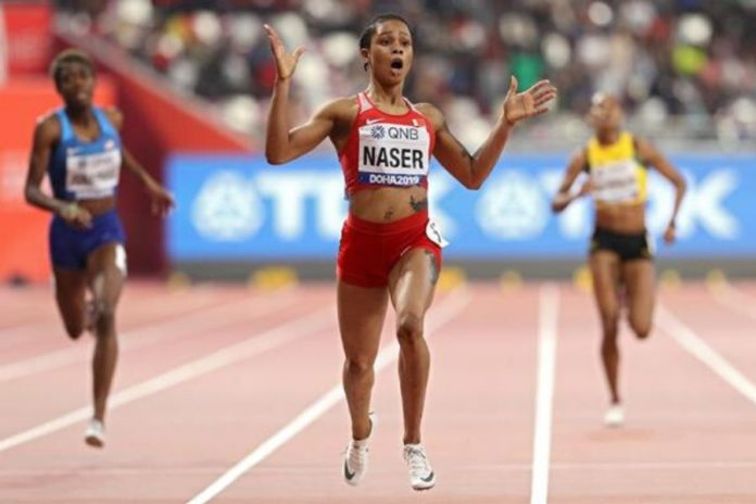 Salwa Eid Naser (foto World Athletics)