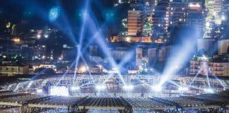Stadio San Paolo (foto dall'alto)