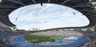 Stadio Charlety di Parigi (foto European Athletics)