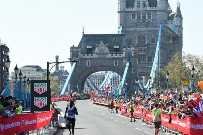 Maratona Londra (foto R2.run)