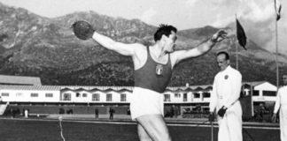 Adolfo Consolini (foto FIDAL)