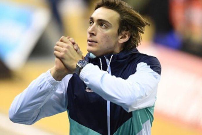 Armand Duplantis (foto European Athletics)