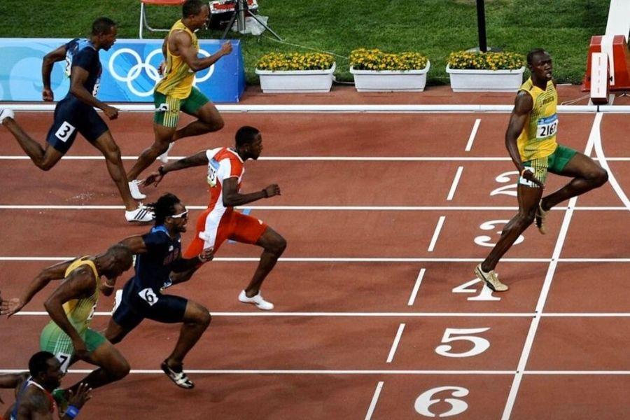 Usain Bolt (foto Olympic Games)