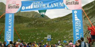 Gran Premio della Montagna-Giro d'Italia 2007 (foto Ugo Manzoni)
