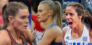 Newman - Nageotte Stefanidi (foto Complete Sports)