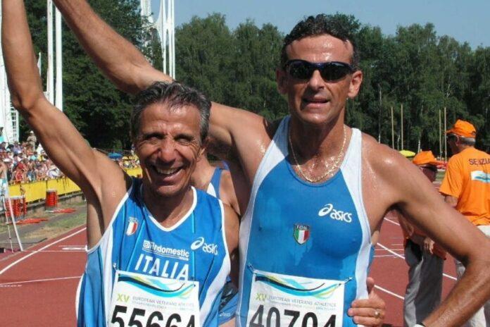 Vincenzo Felicetti - Enrico Saraceni ( foto archivio)