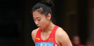 Ge Manqi (foto archivio)