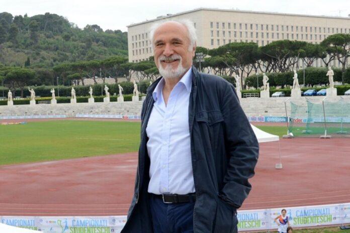 Alfio Giomi (foto FIDAL)