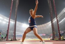 Sandra Perkovic (foto World Athletics)