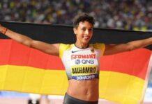 Malaika Mihambo (foto archivio)