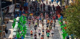 Maratona New York (foto archivio)