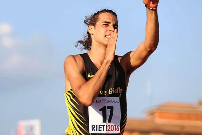 Gianmarco Tamberi - Rieti 2016 (foto archivio)