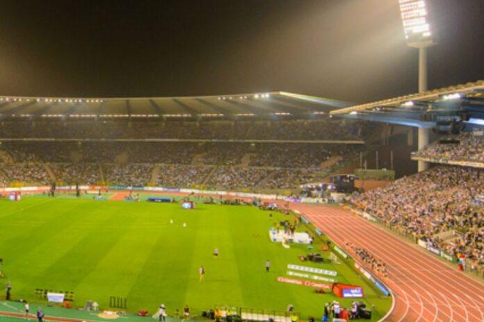 Stadio Atletica Bruxelles (foto archivio)
