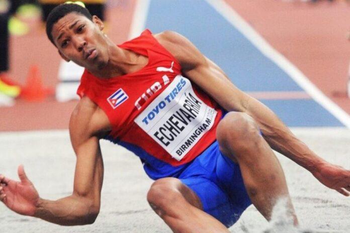 Juan Miguel Echevarría (foto athletics weekly)