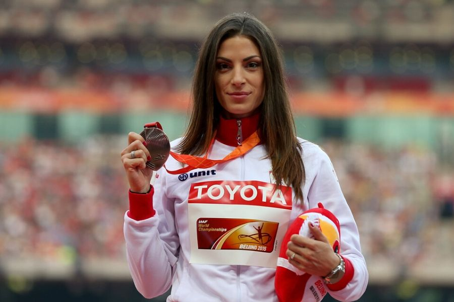 Ivana Spanovic (foto Getty Images)