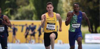 Filippo Tortu - Rieti 2019 (foto archivio)