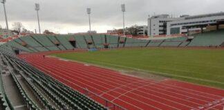 Bislett Stadium Oslo