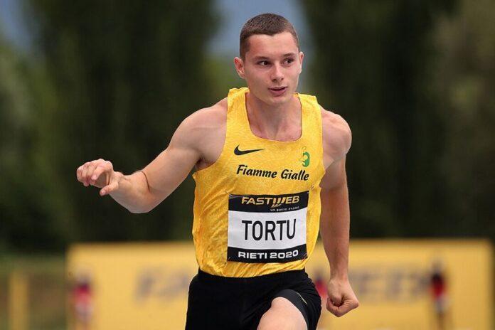 Filippo Tortu - Rieti (foto Colombo/SprintAcademy)
