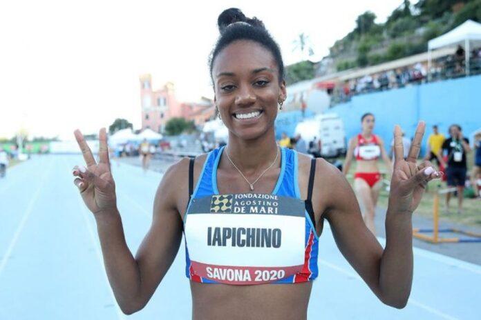Larissa Iapichino (foto Colombo)