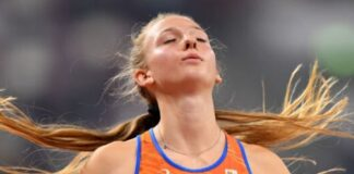 Femke Bol (foto Getty Images)
