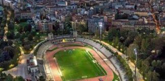 Arena Civica di Milano (foto dall'alto)