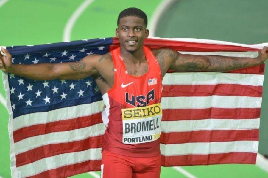 Trayvon Bromell (foto archivio)