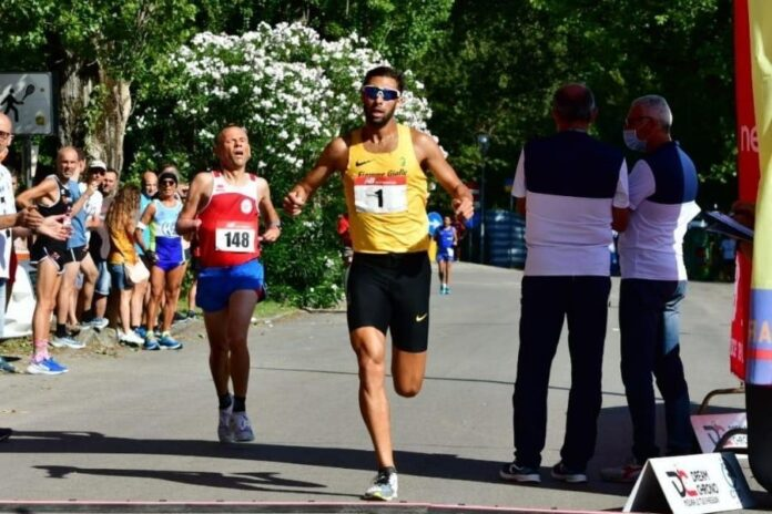 Ahmed Abdelwahed (foto D'Ambrosio/organizzatori)