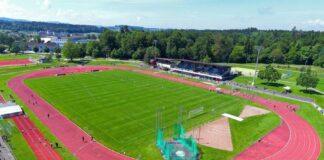 """Stadio """"Hard"""" Langenthal (foto archivio)"""