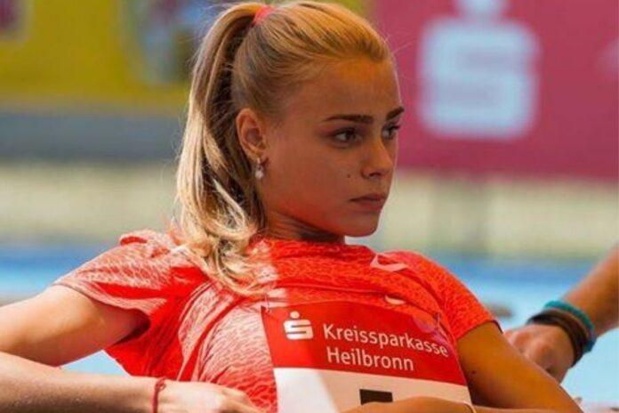 Yuliya Levchenko (foto archivio)