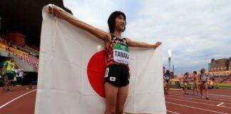 Nozomi Tanaka (foto World Athletics)