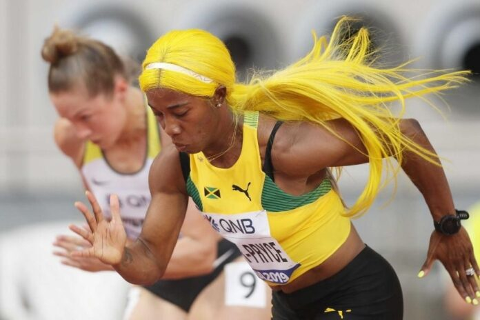 Shelly Ann Fraser-Pryce, (foto AIPS media)
