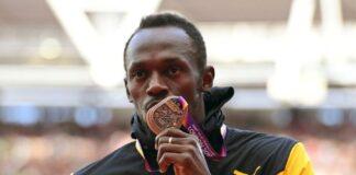 Usain Bolt (foto archivio)