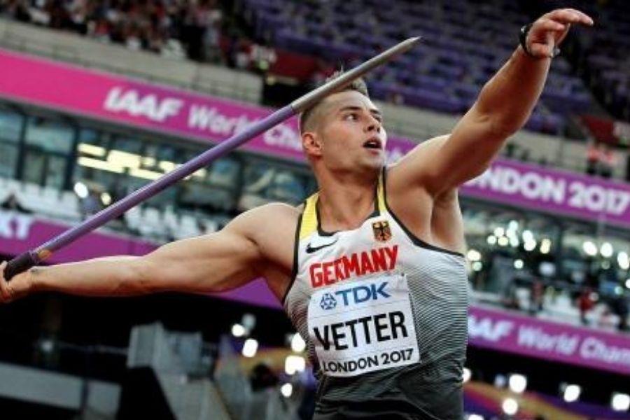 Johannes Vetter (foto archivio)