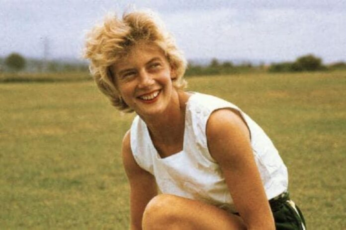 Betty Cuthbert (foto theaustralian)
