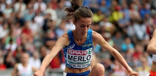 Martina Merlo (foto FIDAL)